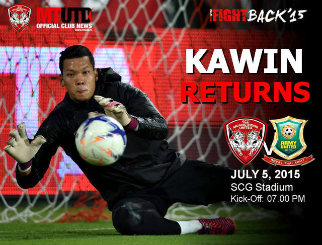 KAWIN IS BACK!!