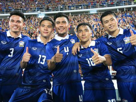 Thailand 1, Vietnam 0 - 2018 Russia FIFA World Cup