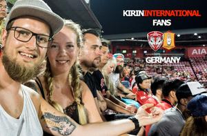 SCG Muangthong United's International Fans - Germany!!