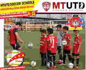 MTUTD SOCCER SCHOOLS - Registration open