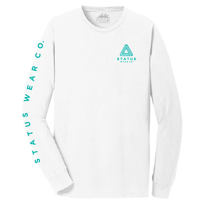 Status Badge Long Sleeve T-shirt