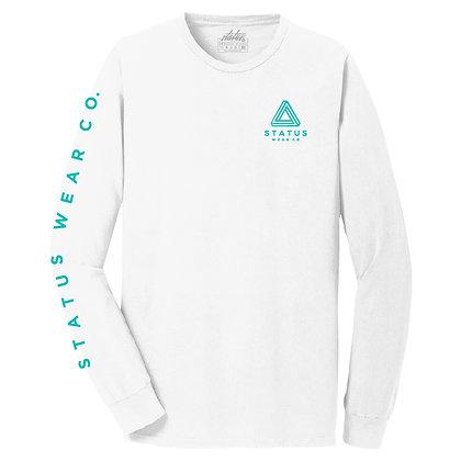 Status Badge Long Sleeve T-shirt