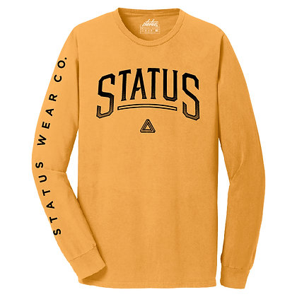 Status Arch Long Sleeve T-shirt