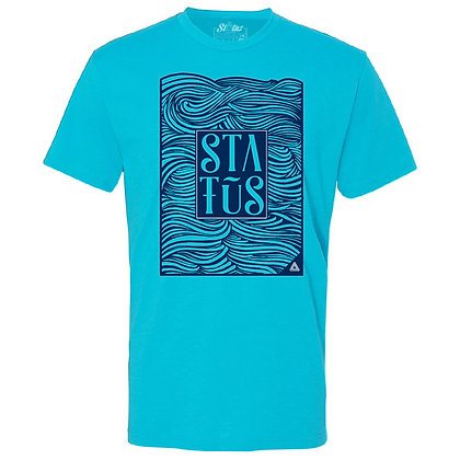Status Waves T-shirt