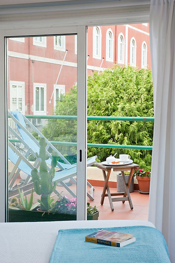 bed and breakfast Lisbon Lisbonne