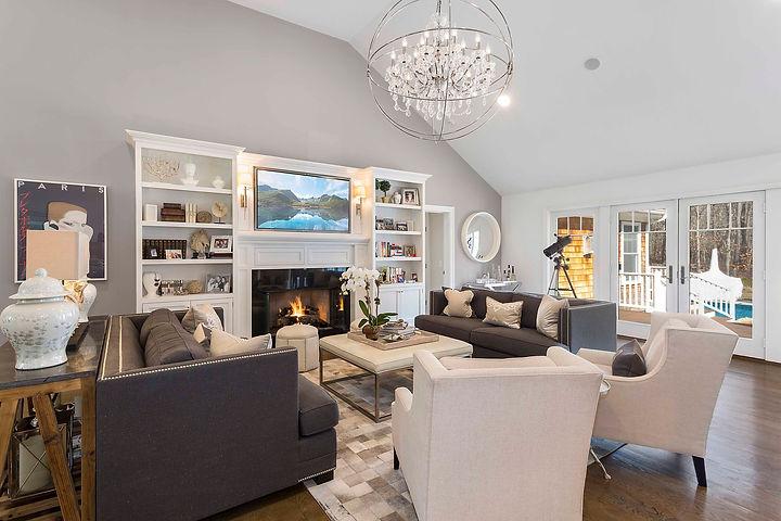nina carter design living room