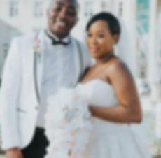 wedding of Pamela & Olasemo