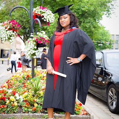 Patricia Nsenga Graduation BBQ