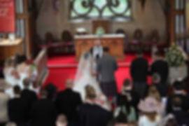 A wedding at Inverallan