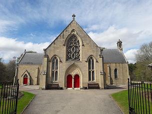 Invrallan Church, Grantown-on-Spey