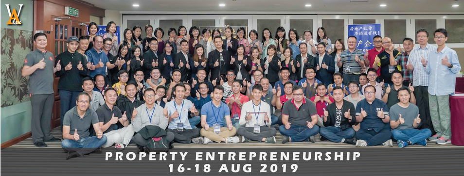 Best Property Investment Seminar_Alex Wo