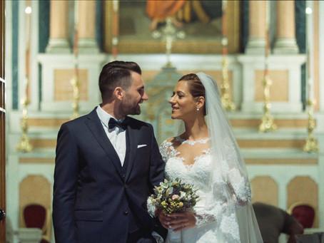 Nikos & Vasilia Wedding in Patras, Greece