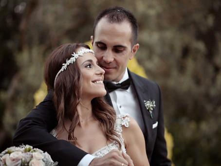 Nikos & Penny Wedding in Athens, Greece