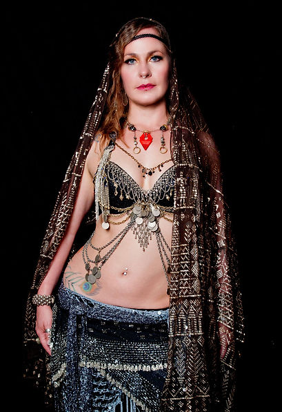 Belly Dance Classes with Jessie