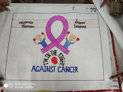 aginist cancer campain