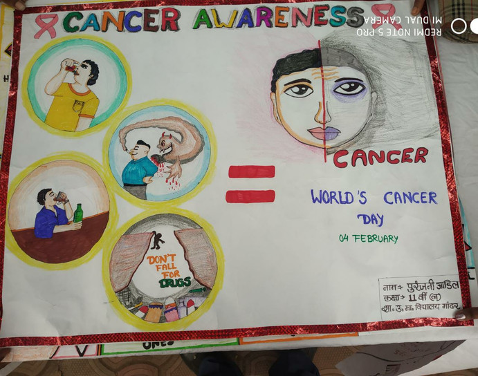 fight with mouth cancer help of vedantam dental