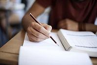 La escritura del estudiante