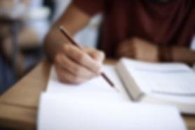 Student Psaní