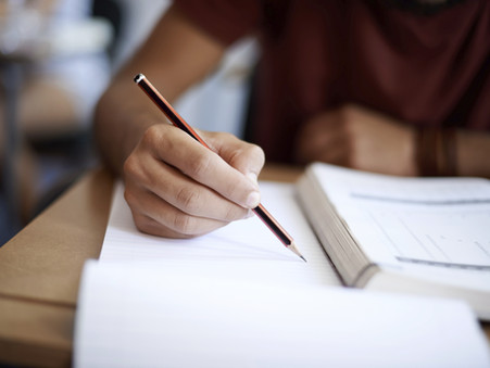 Student Perspective: Students prepare for AP tests