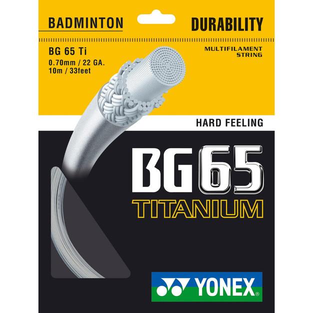 BG65 Titanium