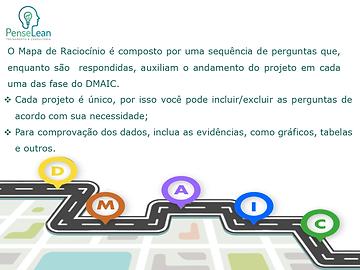 Mapa Raciocínio Modelo