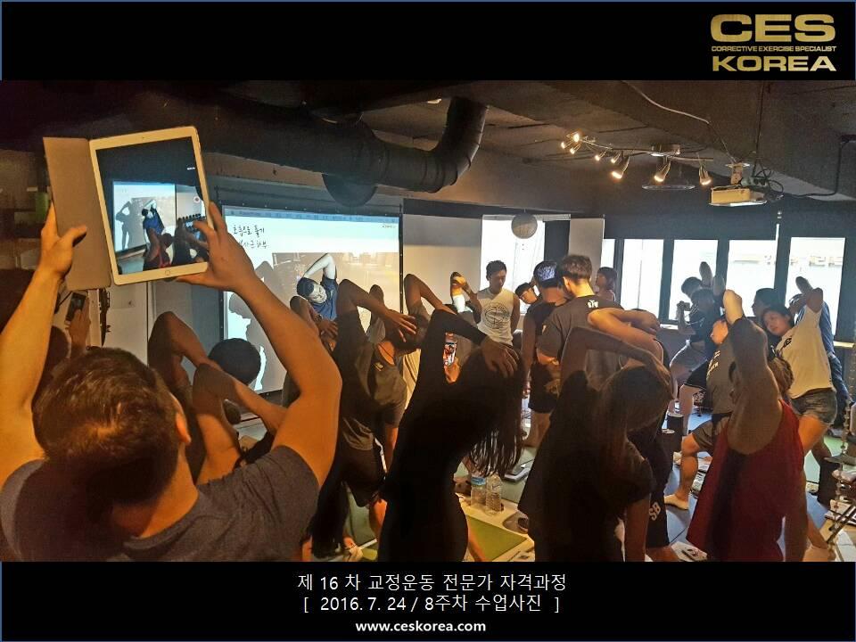 CES KOREA 16차 교정운동 전문가 과정 (19)