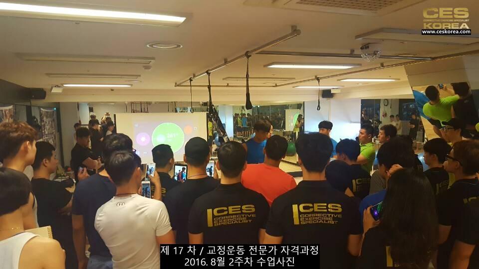 17차 ces korea 교정운동 전문가 과정 2주차 (12)