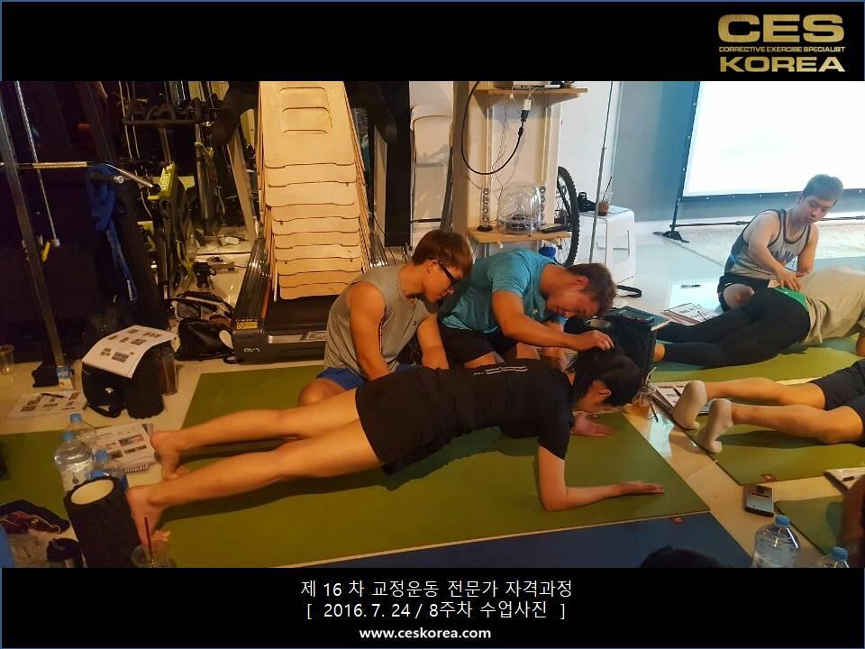 CES KOREA 16차 교정운동 전문가 과정 (32)