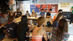 KT TAPE 국제자격과정 CES KOREA (9)