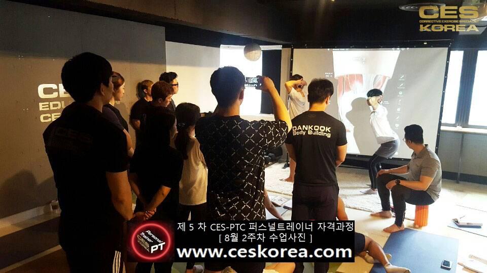 제 5 차 ces korea 퍼스널트레이너 과정 2주차 수업 (12)