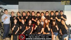 CES KOREA 퍼스널트레이너과정 5기 CES-PTC 수료식 (2)