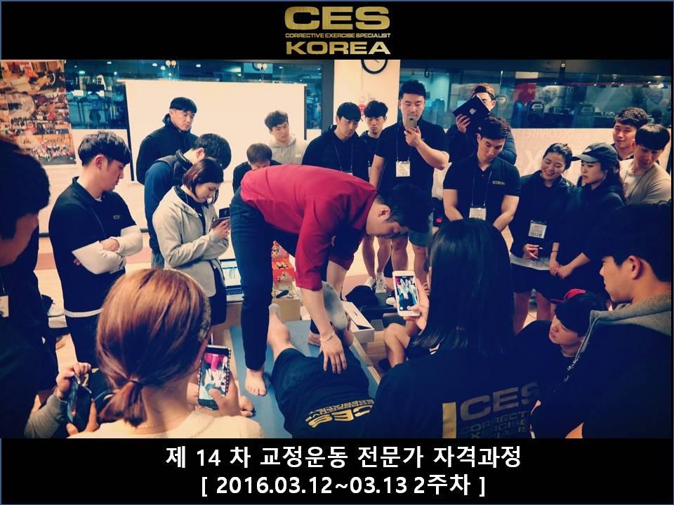 CES KOREA 14차 교정운동전문가과정 2주차 2016031213 (10).JPG
