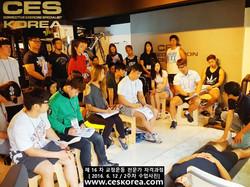 CES KOREA 교정운동전문가 자격과정 16기 2주차 수업사진 (3)