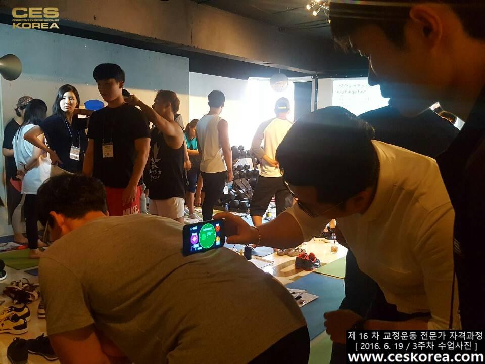 CES KOREA 16차 교정운동 전문가 자격과정 3주차  (15)