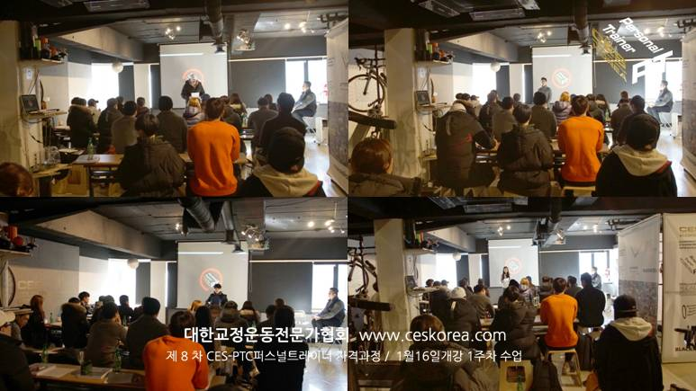 CES KOREA 8차퍼스널트레이너과정 1주차 (13)