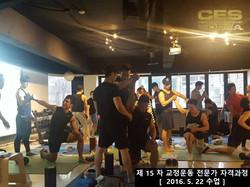 2016 5 22 CES KOREA 교정운동 전문가 자격과정 15차 (19)