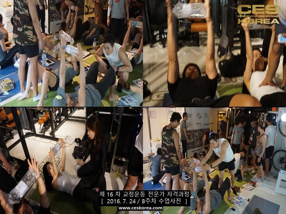 CES KOREA 16차 교정운동 전문가 과정 (10)