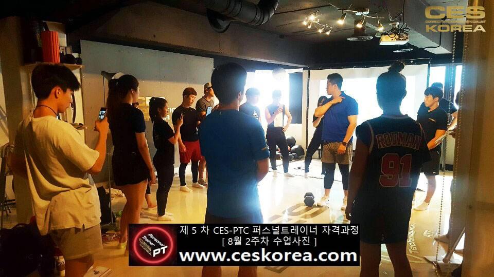 제 5 차 ces korea 퍼스널트레이너 과정 2주차 수업 (26)