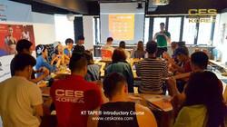 KT TAPE 국제자격과정 CES KOREA (21)