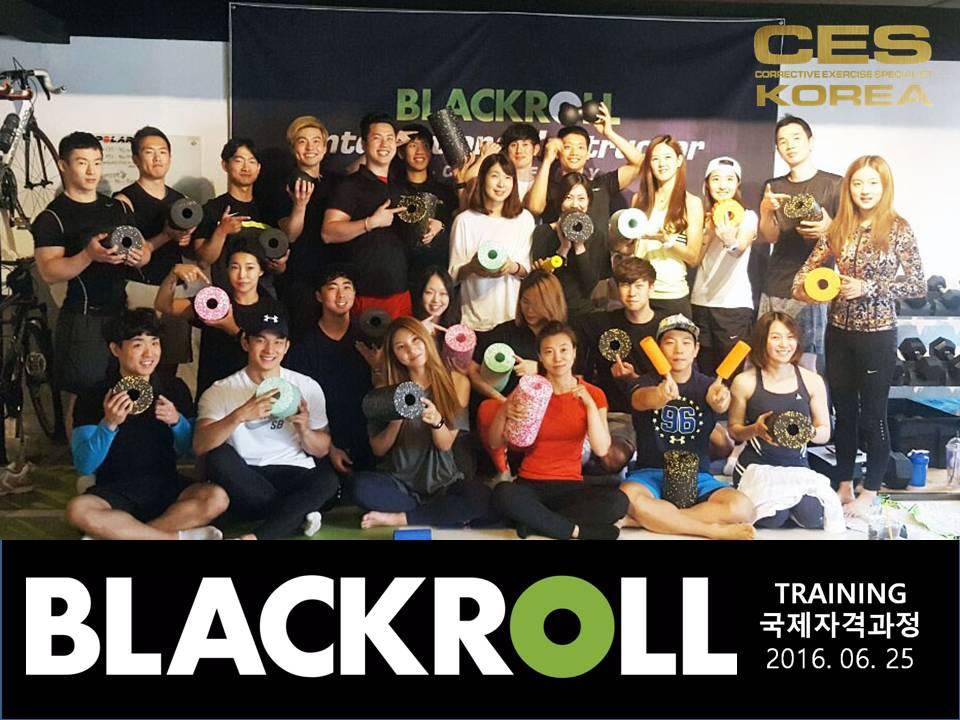블랙롤 국제자격증 CES KOREA 2016년6월25일  (2)