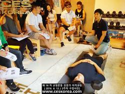CES KOREA 교정운동전문가 자격과정 16기 2주차 수업사진 (4)