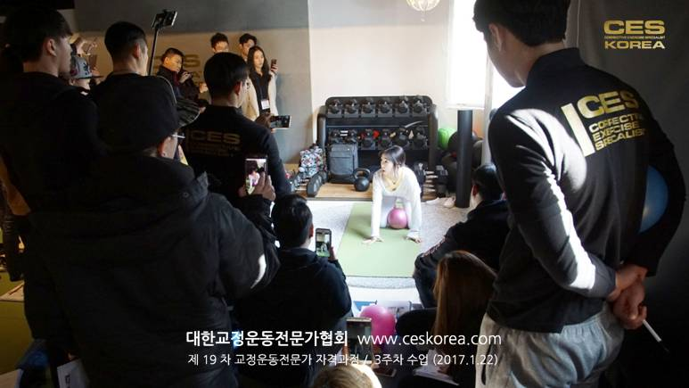 19차 CES KOREA 교정운동전문가 3주차 과정 (9)