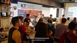 KT TAPE 국제자격과정 CES KOREA (14)