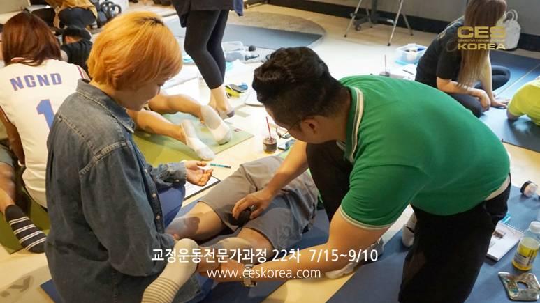 CES KOREA 교정운동 22차 3주차 (4)