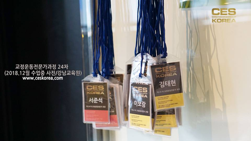 24차 교정운동전문가과정 CES KOREA (27)