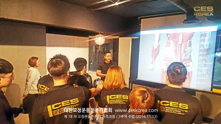 CES KOREA 18차 교정운동전문가 7주차 (7)
