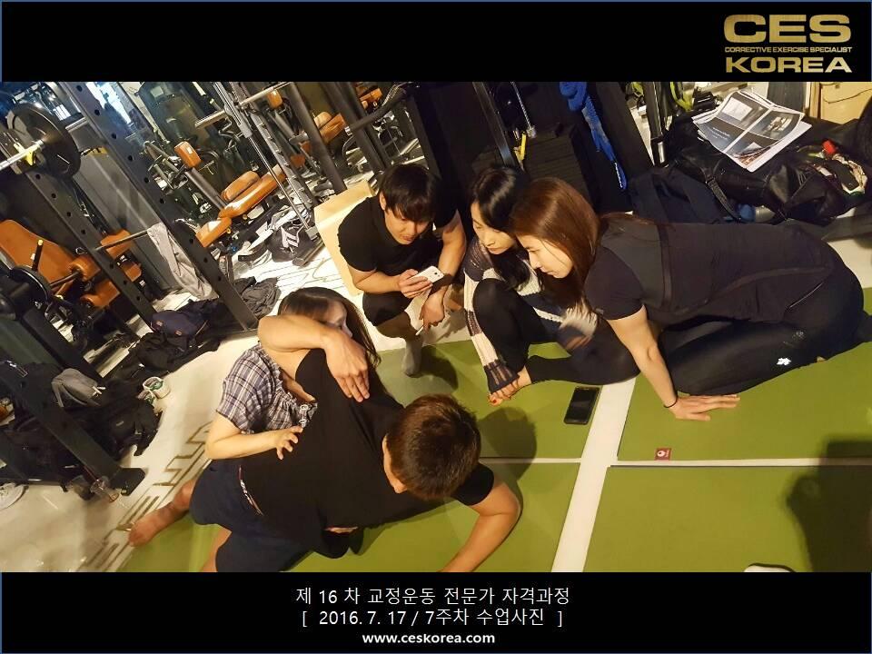 16차 CES KOREA 교정운동전문가 자격과정 7주차 (23)