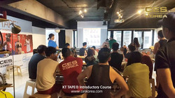 KT TAPE 국제자격과정 CES KOREA (18)