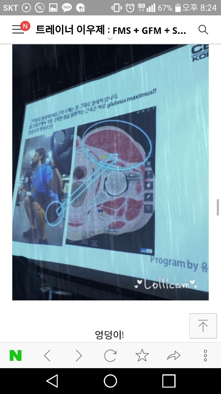 CES KOREA 13차교정운동전문가 과정 후기 14-5