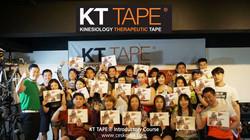 KT TAPE 국제자격과정 CES KOREA (1)